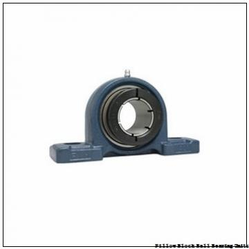 1.5 Inch | 38.1 Millimeter x 1.938 Inch | 49.225 Millimeter x 2.313 Inch | 58.75 Millimeter  Sealmaster SP-24 Pillow Block Ball Bearing Units
