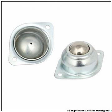 QM QAF11A203SET Flange-Mount Roller Bearing Units
