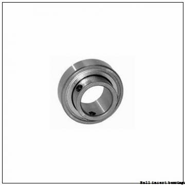 PEER SUC207-20 Ball Insert Bearings