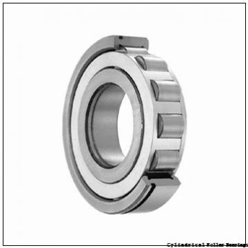 80 mm x 170 mm x 39 mm  NSK NU 316 ET Cylindrical Roller Bearings