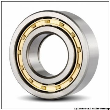 80 mm x 170 mm x 39 mm  NSK NU 316 ETC3 Cylindrical Roller Bearings