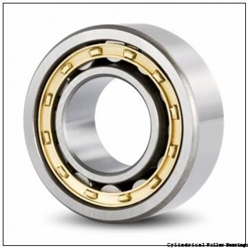 25 mm x 52 mm x 15 mm  NSK NU 205 ET Cylindrical Roller Bearings