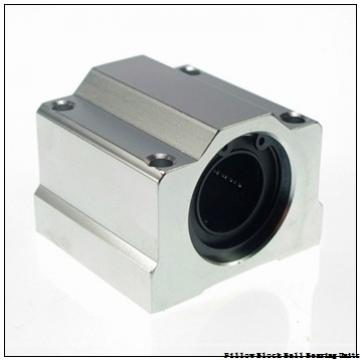 1.0000 in x 4-3/16 to 5-3/16 in x 1-9/16 in  Sealmaster EMP-16T-XLO Pillow Block Ball Bearing Units